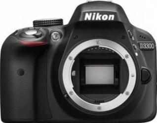 Aparat Foto DSLR Nikon D3300 24.7MP Body Negru Aparate foto DSLR