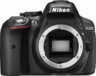 Aparat Foto DSLR Nikon D5300 Body Negru Aparate foto DSLR
