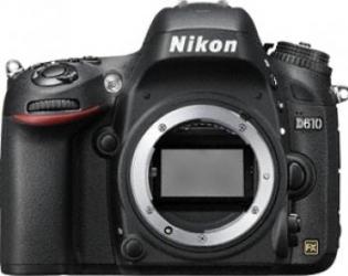 Aparat Foto DSLR Nikon D610 Body Negru Aparate foto DSLR