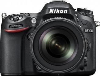 Aparat Foto DSLR Nikon D7100 kit 18-105mm VR Aparate foto D-SLR
