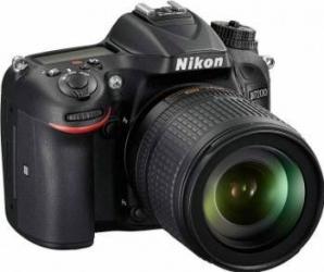 Aparat Foto DSLR Nikon D7200 kit 18-105mm VR Negru