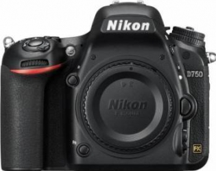 Aparat Foto DSLR Nikon D750 Body Aparate foto D-SLR