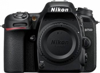 Aparat Foto DSLR Nikon D7500 20.9MP Body Negru Aparate foto DSLR