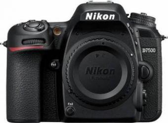 Aparat Foto DSLR Nikon D7500 20.9MP Body Negru Aparate foto DSLR