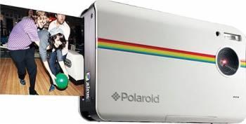 Aparat Foto Instant Digital POLAROID Z2300 Alb