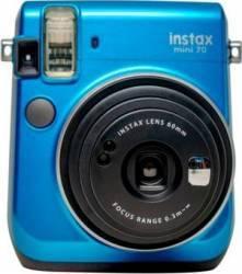 Aparat Foto Instant Fujifilm Instax Mini 70 Albastru