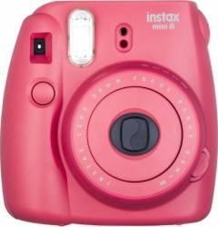 Aparat Foto Instant Fujifilm Instax Mini 8 Rosu Aparate Foto Film
