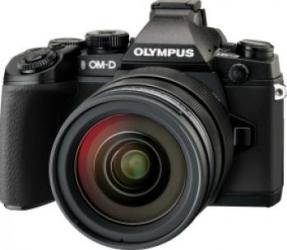 Aparat Foto Mirrorless Olympus E-M1 + Obiectiv EZ-M1240