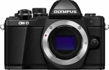 Aparat foto Mirrorless Olympus E-M10 Mark II Negru Aparate Foto Mirrorless