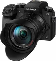 Aparat foto Mirrorless Panasonic Lumix DMC-G7 kit 14-140mm f3.5-5.6 POWER OIS Aparate Foto Mirrorless