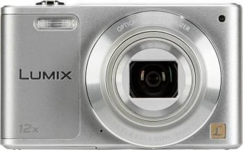 Aparat Foto Panasonic DMC-SZ10EP-S 16MP Wi-Fi Argintiu Aparate foto compacte