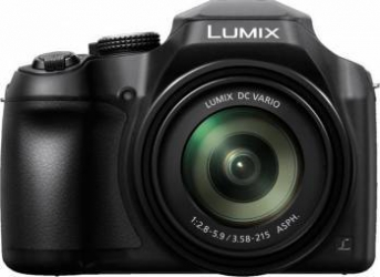 Aparat Foto Panasonic Lumix DC-FZ82EP-K Aparate foto compacte