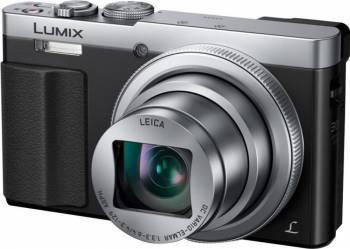 Aparat Foto Panasonic Lumix DMC-TZ70EP-S Argintiu Aparate foto compacte