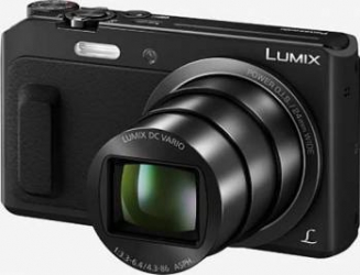 Aparat Foto Panasonic Lumix MC-TZ57EP-K 16MP Wi-Fi Negru Aparate foto compacte