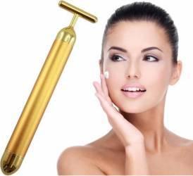 Aparat lifting facial Trisa Beauty Bar 1610.53 Auriu Aparate ingrijire ten