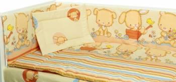 Aparatori laterale pentru pat Lovely Bear Lenjerii si accesorii patut