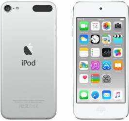 Apple iPod Touch 6th Generation 32Gb Silver MP3 Player