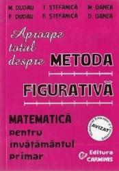 Aproape totul depre metoda figurativa - M. Dudau T Stefanica title=Aproape totul depre metoda figurativa - M. Dudau T Stefanica