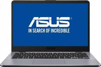 Laptop Asus VivoBook X405UA-BM397 Intel Core Kaby Lake i5-7200U 1TB HDD+128GB SSD 4GB FullHD Dark Grey Laptop laptopuri