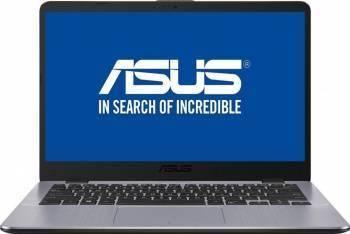 Laptop Asus VivoBook X405UA-BM397 Intel Core Kaby Lake i5-7200U 1TB HDD+128GB SSD 4GB FullHD Dark Grey Laptop laptopuri