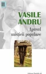 Apusul misticii populare - Vasile Andru