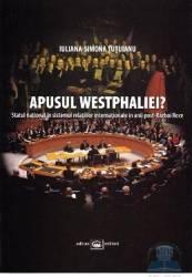 Apusul Westphaliei - Iuliana-Simona Tutuianu