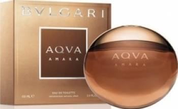 Apa de Toaleta Aqva Amara by Bvlgari Barbati 50ml Parfumuri de barbati