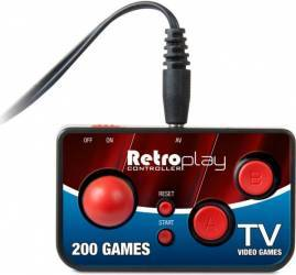 Arcade Plug 'N Play Controller with 200 Games