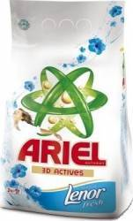 Ariel automat Touch of Lenor Fresh 2kg Detergent si balsam rufe
