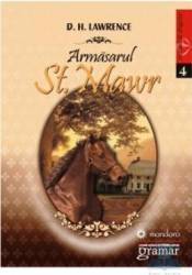 Armasarul St. Mawr - D.H. Lawrence Carti
