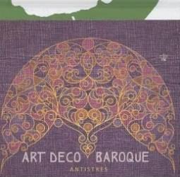 Art Deco Baroque Antistres