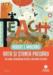 Arta Si Stiinta Predarii - Robert J. Marzano
