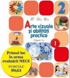 Arte vizuale si abilitati practice cls 2 sem.1 + CD - Cristina Rizea Daniela Stoicescu