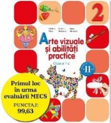 Arte vizuale si abilitati practice cls 2 sem.2 + CD - Cristina Rizea Daniela Stoicescu
