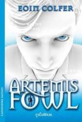 Artemis Fowl - Eoin Colfer Carti