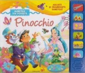 Asculta si recunoaste sunetele Pinocchio Carti