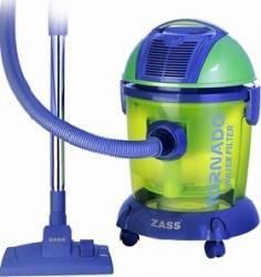 Aspirator cu filtrare prin apa Zass ZVC05 Green Aspiratoare