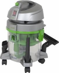 Aspirator cu filtrare prin apa Zass ZVC06 250W HEPA Argintiu-Verde Aspiratoare
