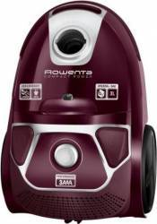 Aspirator cu sac Rowenta Compact Power Car care RO3969EA Tub telescopic din metal Sac Hygiene+ Violet Aspiratoare