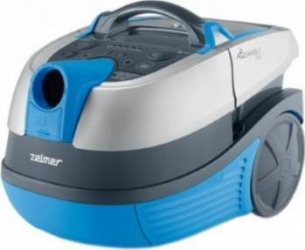 Aspirator cu spalare Zelmer Aquawelt Plus ZVC762SP 1700W Filtru HEPA Albastru