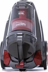 Aspirator fara sac Albatros Cyclone-Eco 3L 300W Tub Telescopic Filtru HEPA Rosu Aspiratoare