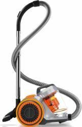 Aspirator fara sac Dirt Devil 800 W 2.5L 2 accesorii Filtru HEPA Clasa A Gri Aspiratoare