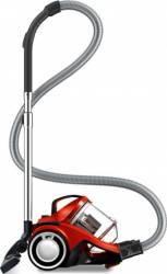 Aspirator fara sac Dirt Devil DD2225-1 700W 2.7L Filtru HEPA 3 Accesorii Clasa A Rosu Aspiratoare