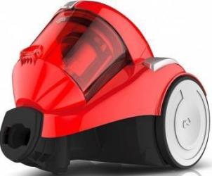 Aspirator fara sac Dirt Devil Func 2.1 1.5L 800W Tub Telescopic Rosu aspiratoare