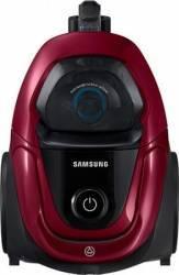 Aspirator fara sac Samsung VC07M31A0HP 2l 750W Tub telescopic Control pe maner Anti-tangle Cyclone Visiniu Resigilat aspiratoare
