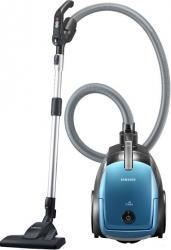 Aspirator fara sac Samsung VC15RHNDCNCOL 2L 340W Filtru HEPA Albastru Aspiratoare
