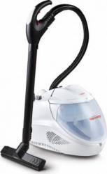Aspirator cu abur Polti Vaporetto Lecoaspira FAV 30 2450W cu functie de spalare si uscare si filtrare prin apa Alb Resig aspiratoare