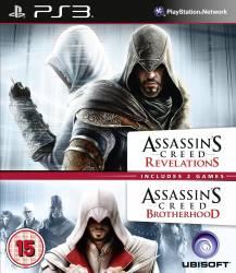 Assassins Creed Revelations + Assassins Creed Brotherhood Compilation PS3