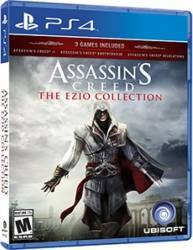 ASSASSINS CREED THE EZIO COLLECTION - PS4 Jocuri