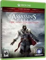 ASSASSINS CREED THE EZIO COLLECTION - XBOX ONE Jocuri